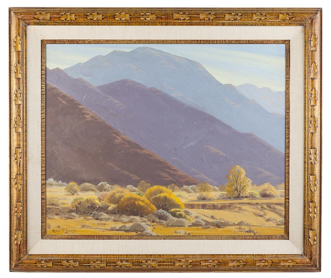Naomi Taylor Evans (1900 - 1969 Los Angeles, CA) - 2
