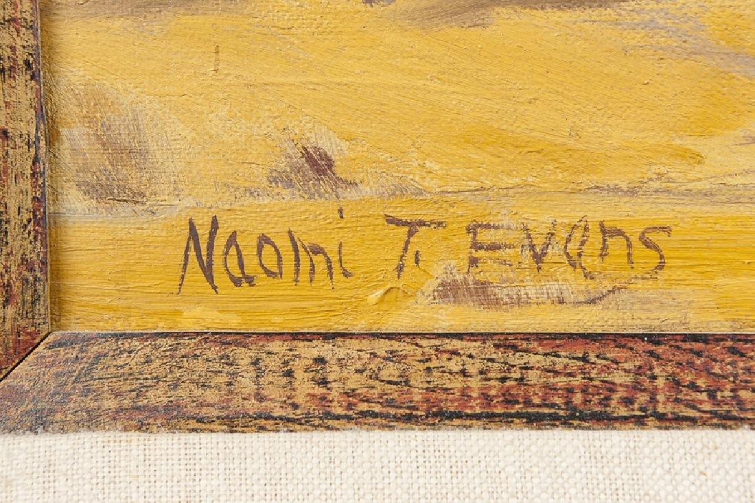 Naomi Taylor Evans (1900 - 1969 Los Angeles, CA) - 3