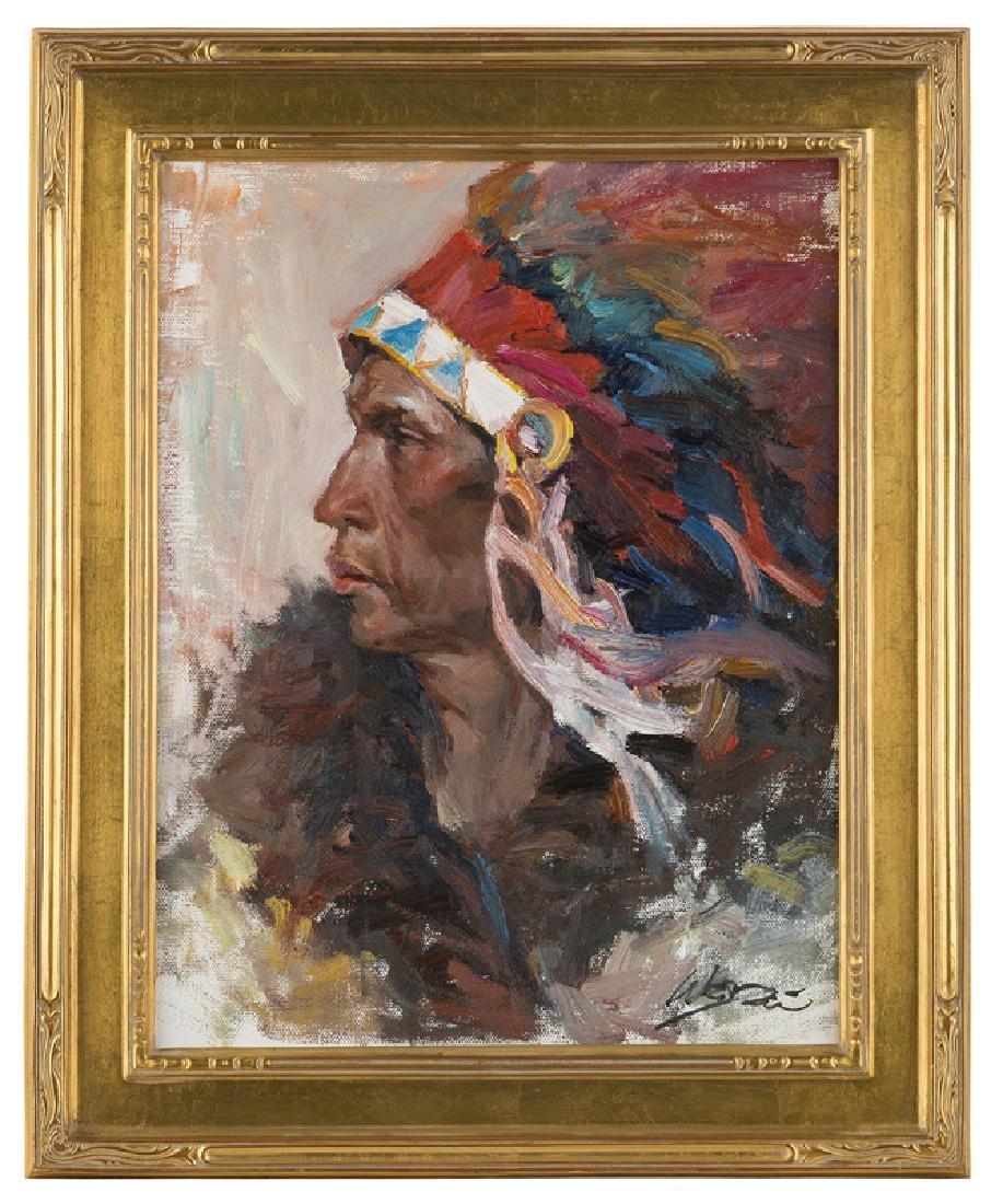 Wei Tai (1944 - * Phoenix, AZ) - 2