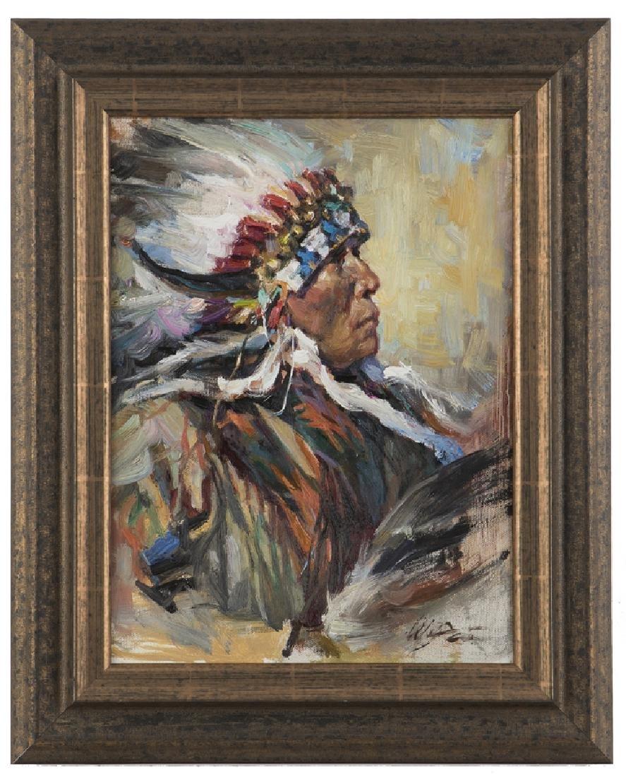 Wei Tai (1944 - * Phoenix, AZ) - 3