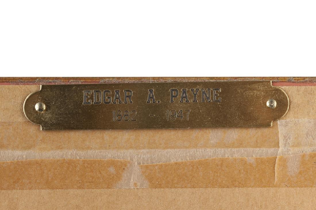 Edgar Alwin Payne (1883 - 1947 Hollywood, CA) - 6