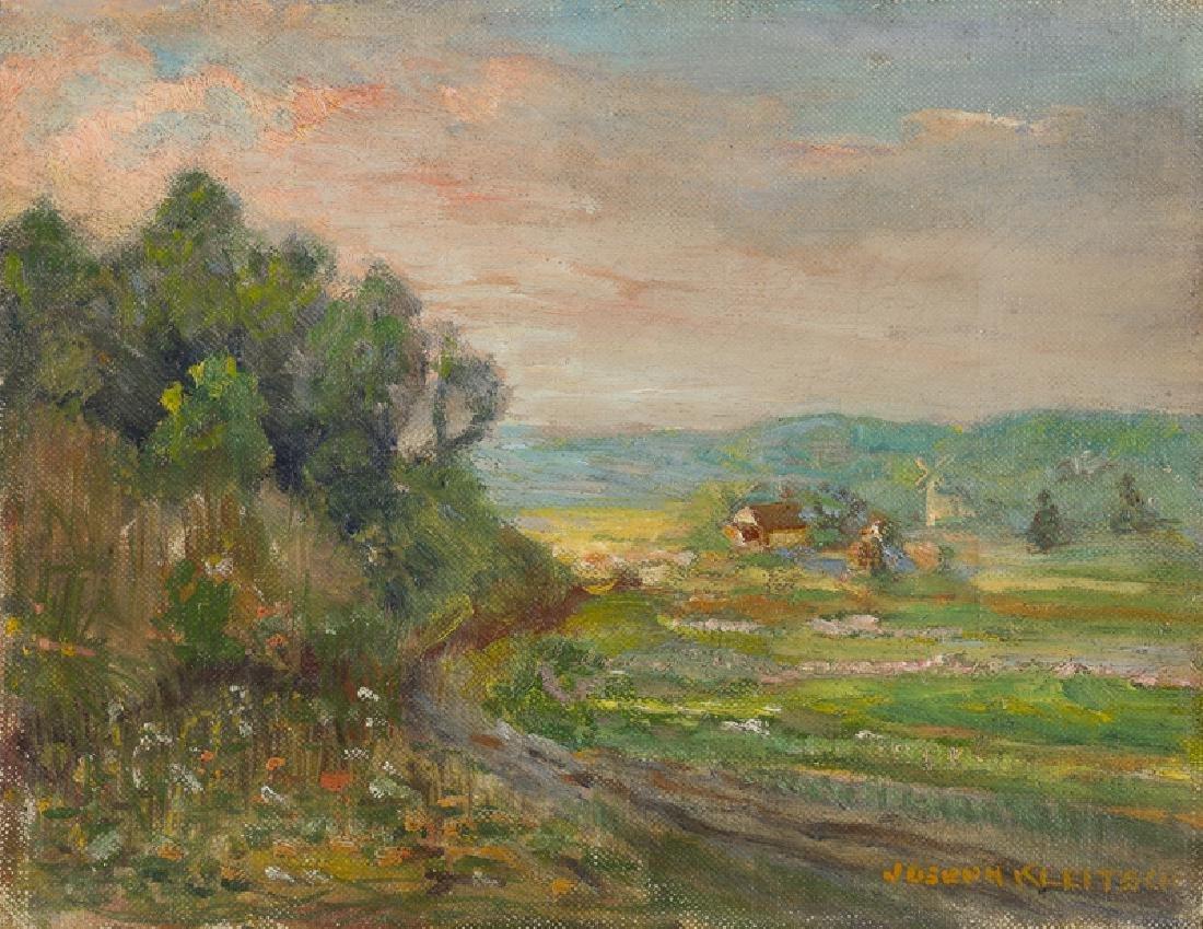 Joseph Kleitsch (1882 - 1931 Laguna Beach, CA)
