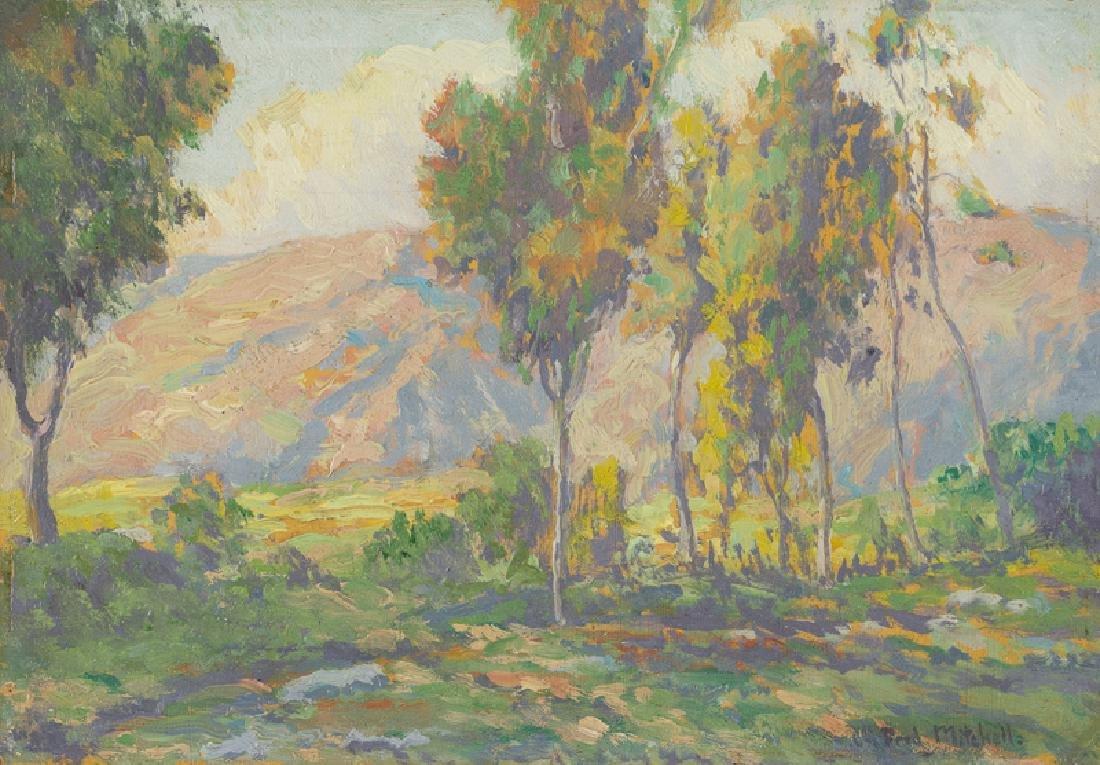 Alfred R. Mitchell (1888 - 1972 San Diego, CA)
