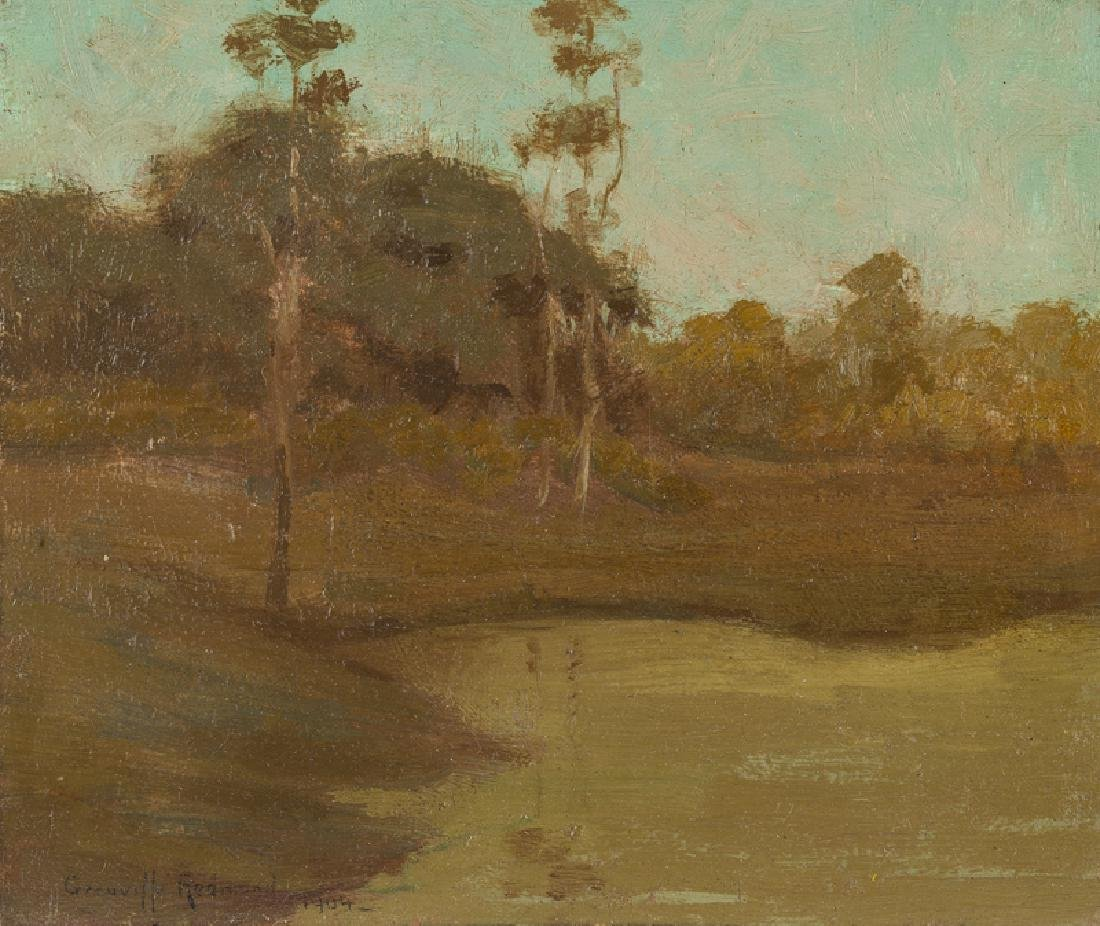 Granville Redmond (1871 - 1935 Los Angeles, CA)