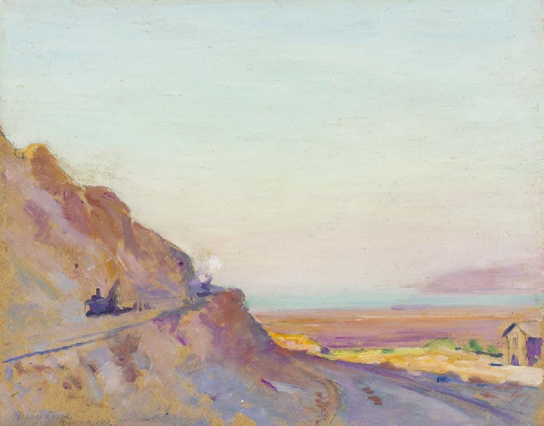 Alson Skinner Clark (1876 - 1949 Pasadena, CA)
