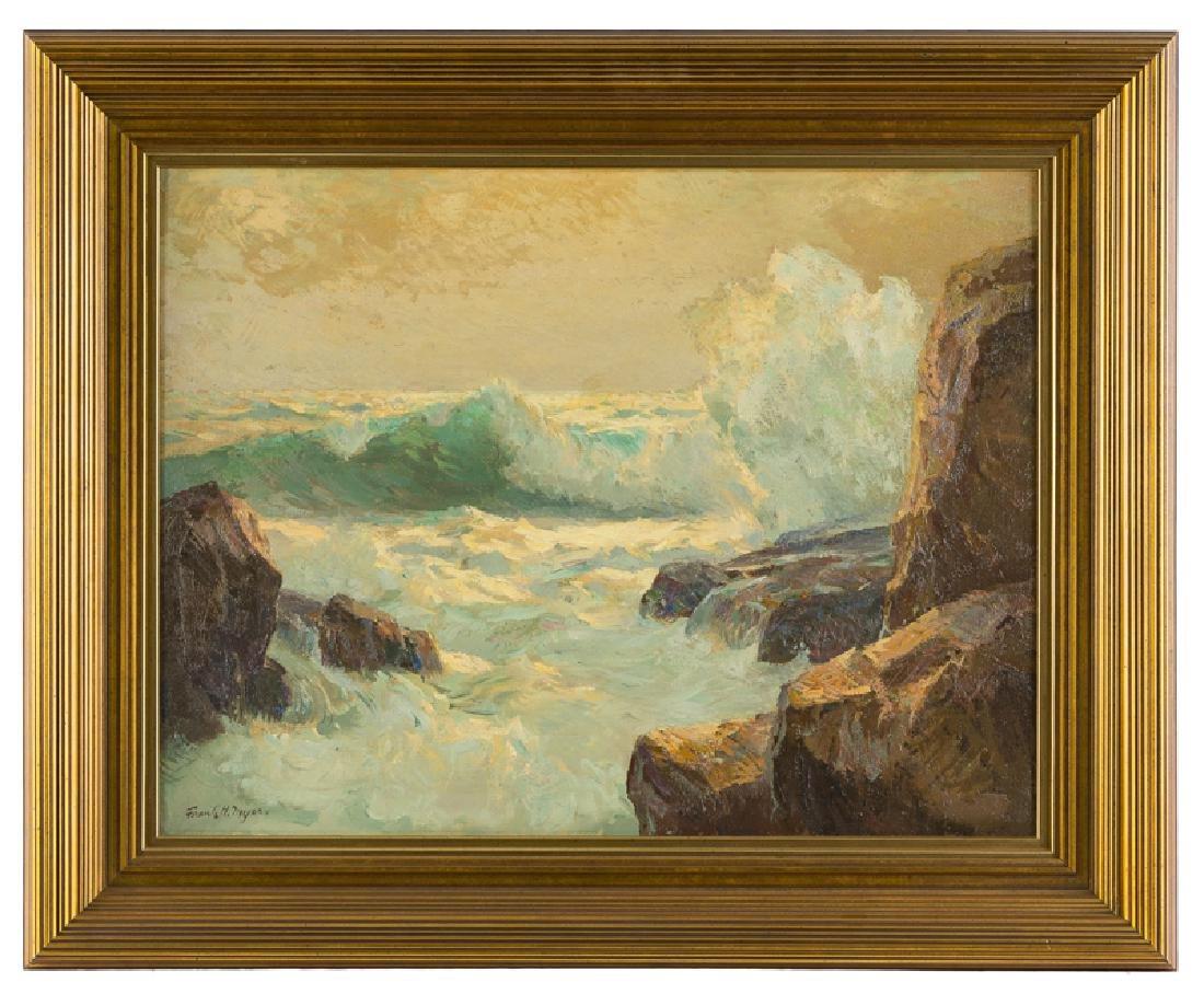 Frank Harmon Myers (1899 - 1956 Pacific Grove, CA) - 2