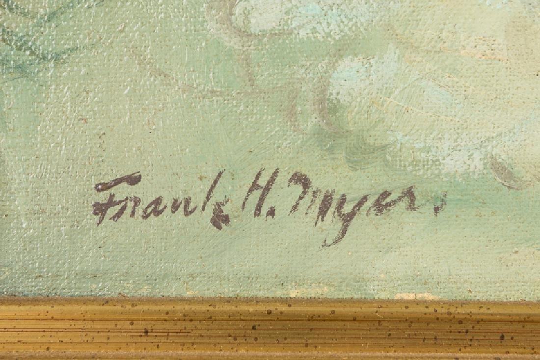 Frank Harmon Myers (1899 - 1956 Pacific Grove, CA) - 3