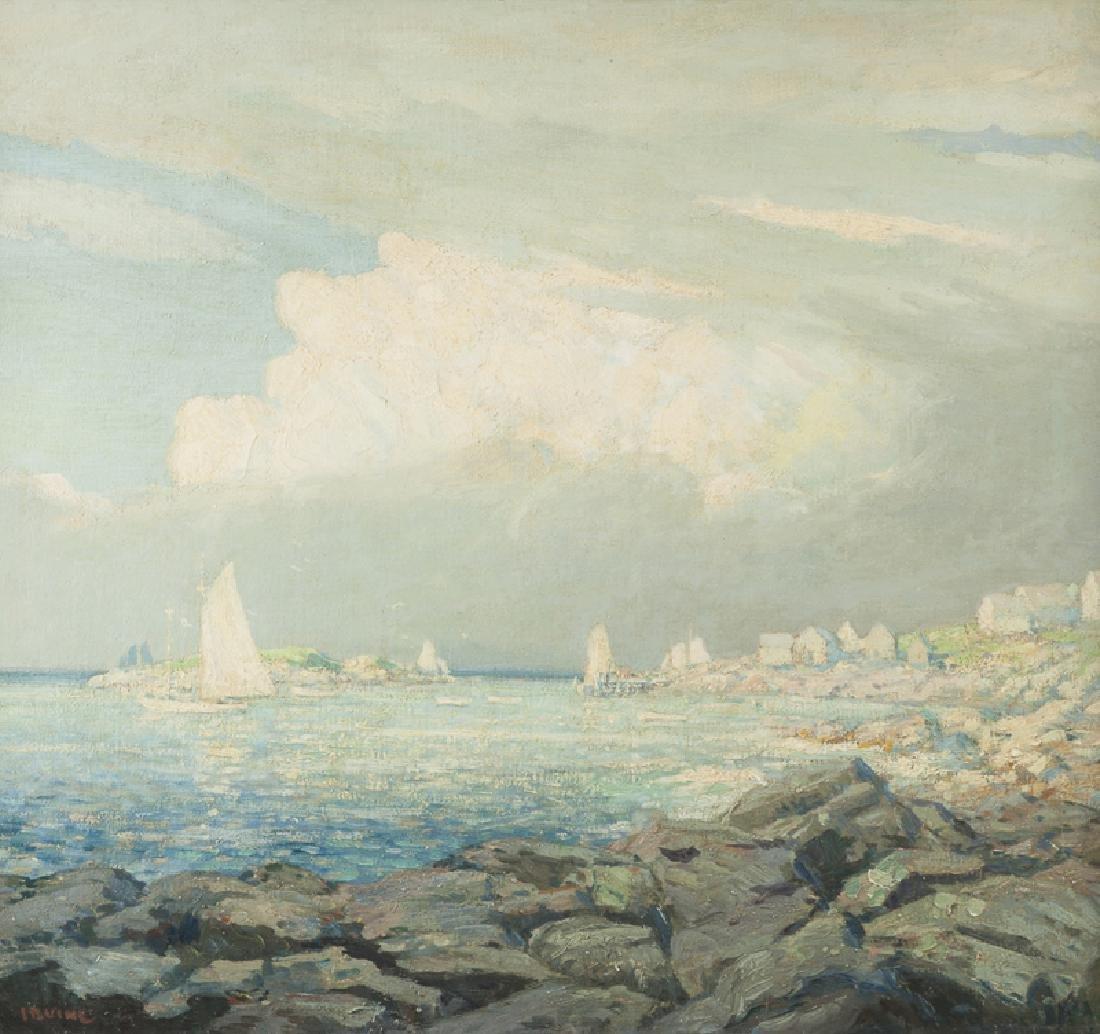 Wilson Henry Irvine (1869 - 1936 Hamburg, CT)