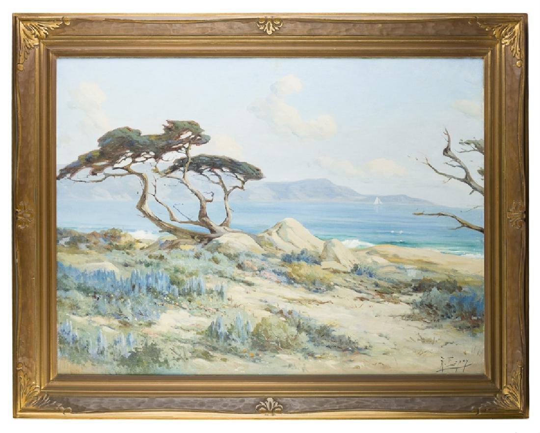Angel Espoy (1879 - 1963 Seal Beach, CA) - 2
