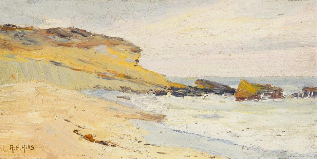 Anna A. Hills (1882 - 1930 Laguna Beach, CA)