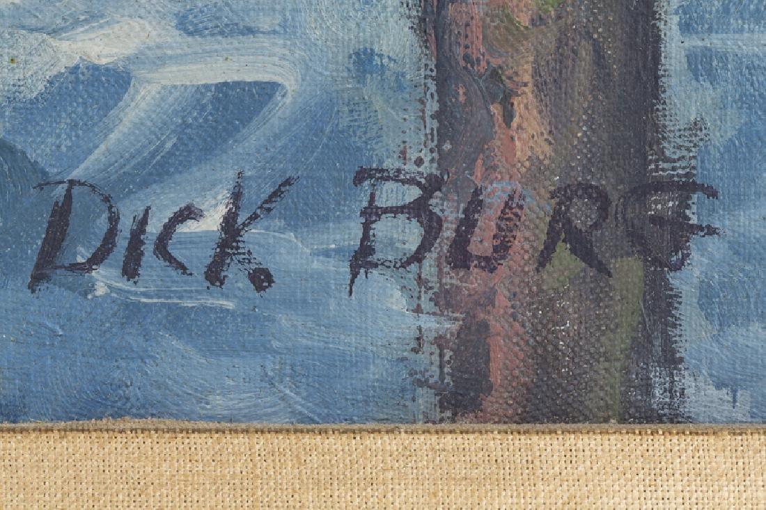 Dick Burg (1911 - 1994 Los Angeles, CA) - 3