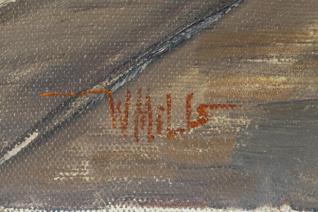 Wilfrid Taylor Mills (1912 - 1988 Los Angeles, CA) - 3