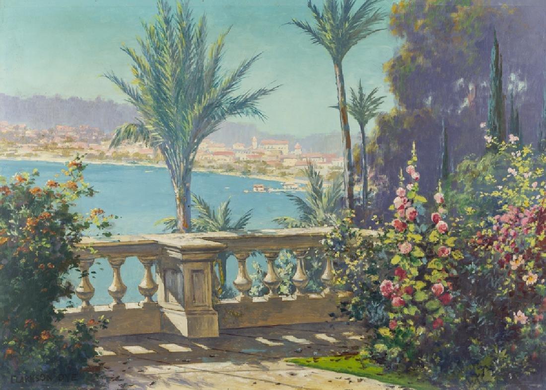 Clarkson Dye (1869 - 1955 San Francisco, CA)