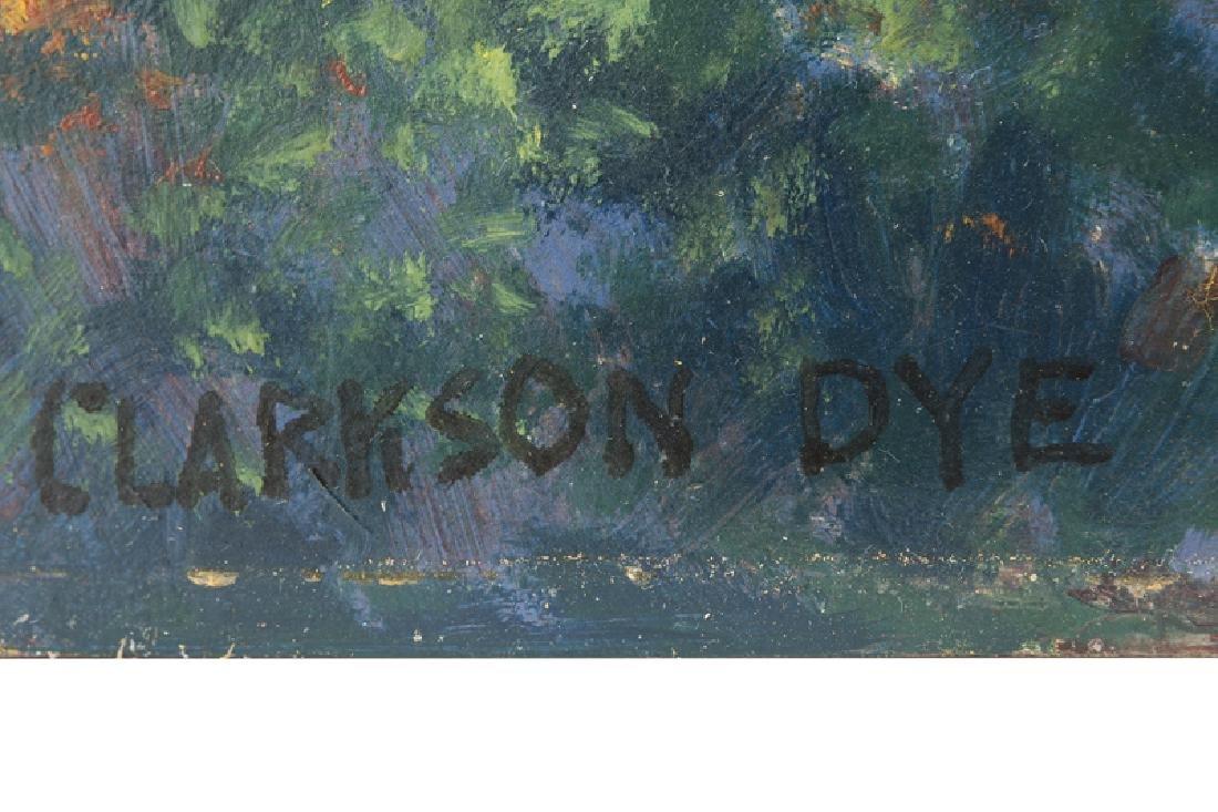 Clarkson Dye (1869 - 1955 San Francisco, CA) - 3