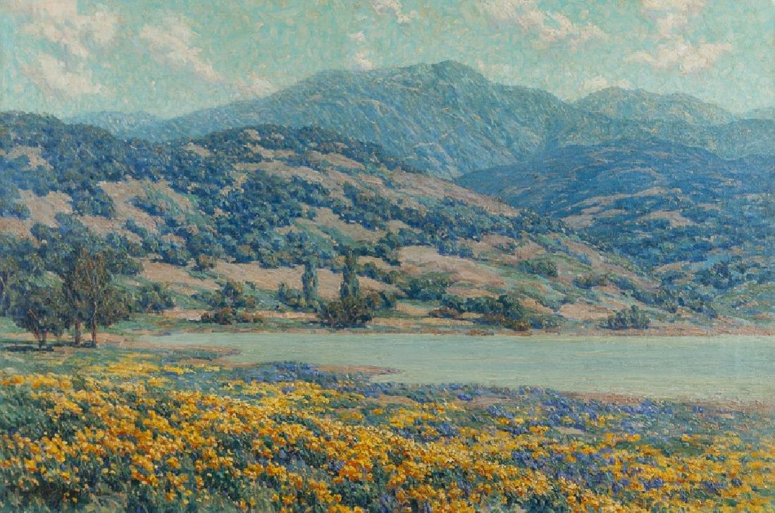 Granville Redmond (1871 - 1935 Los Angeles, CA)