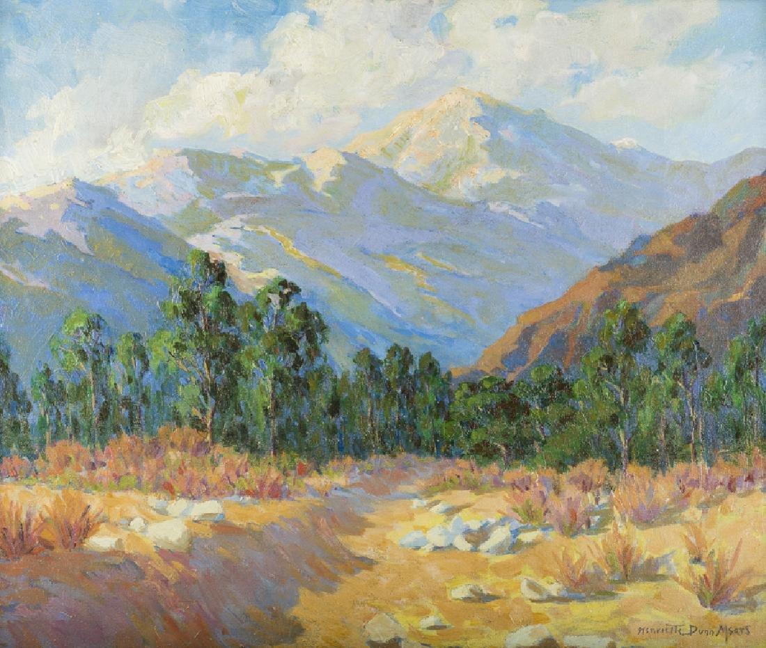 Henrietta Dunn Mears (1877 - 1970 Sunland, CA)