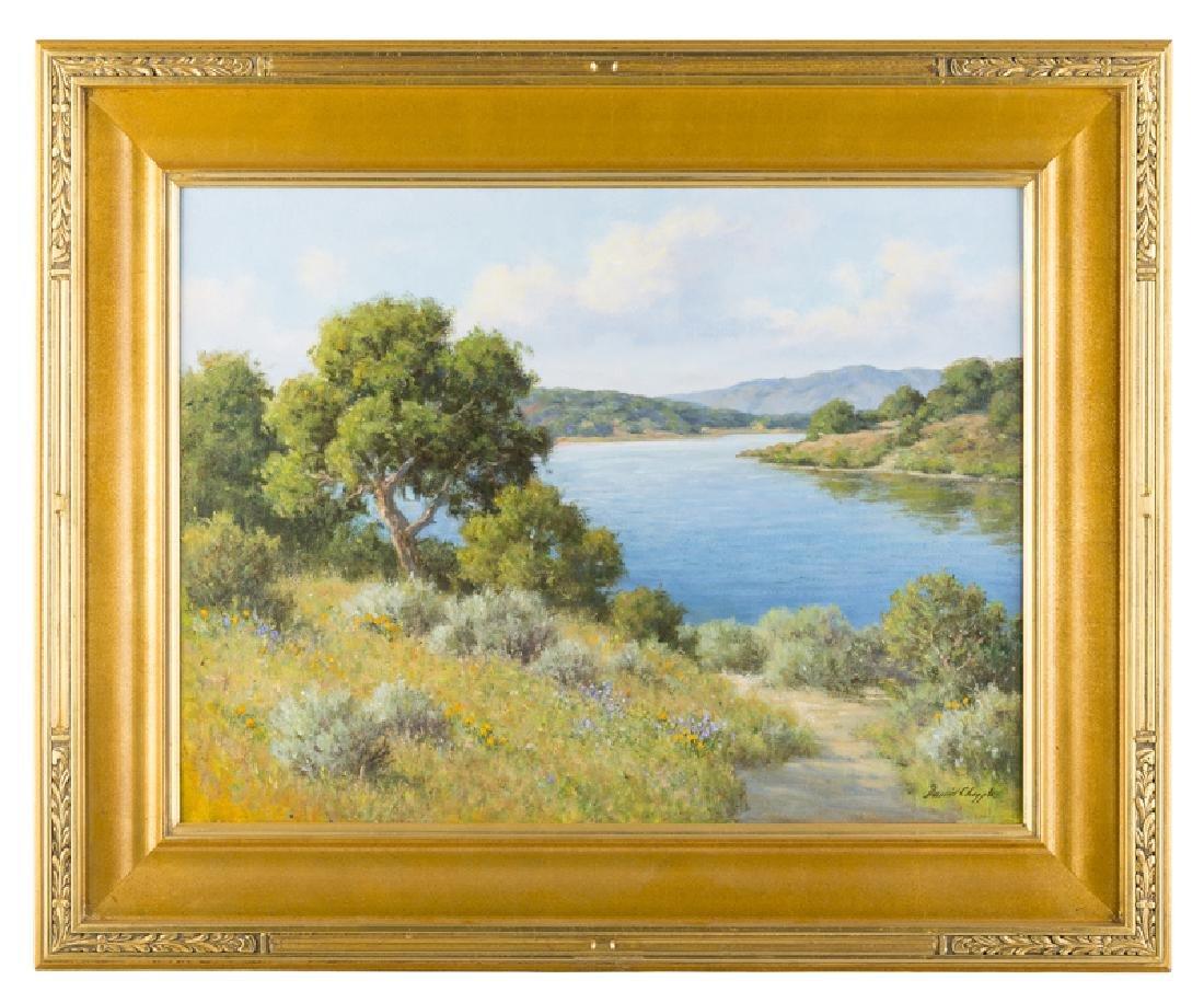 David Chapple (1947 - * California) - 2