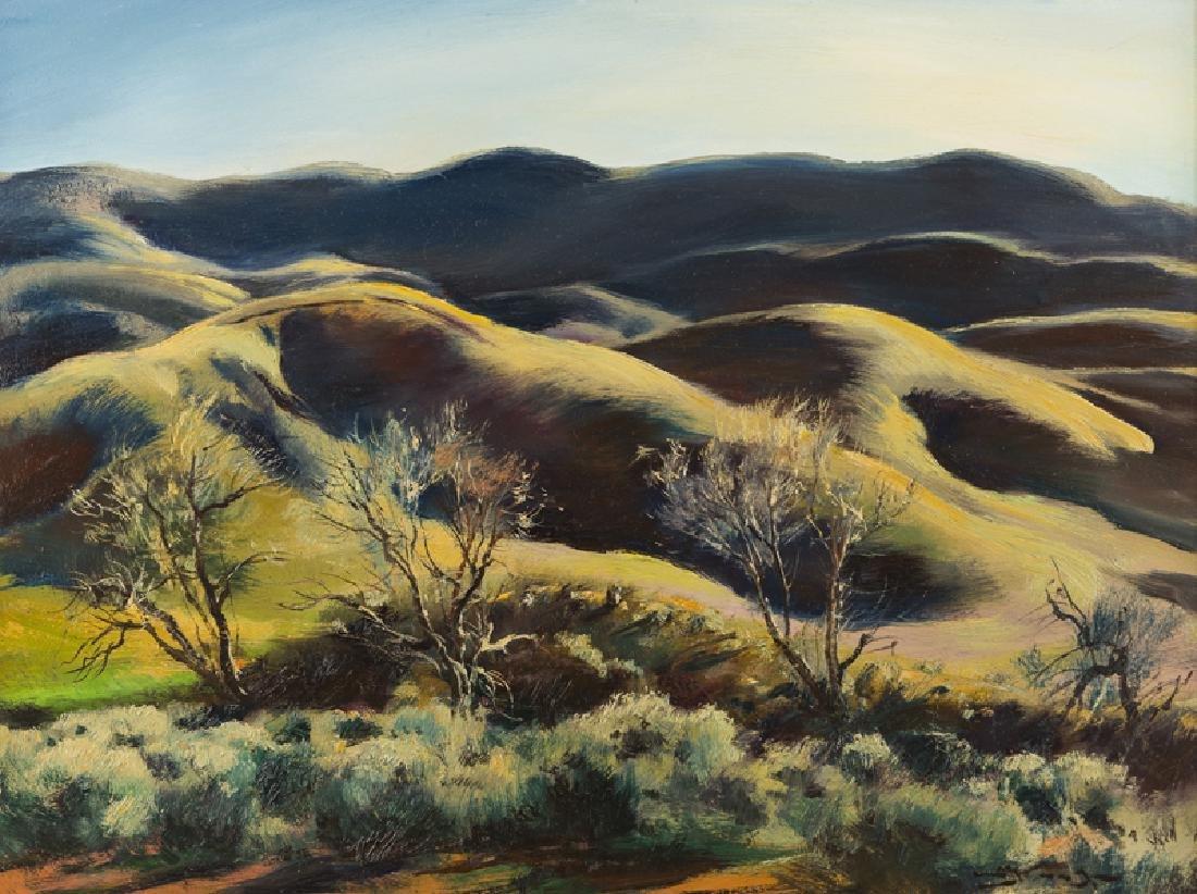 Emil J. Kosa Jr. NA (1903 - 1968 Los Angeles, CA)