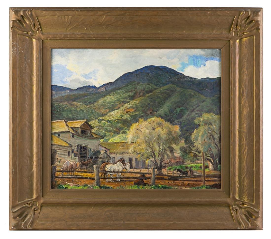 Peter Nielsen (1873 - 1965 Santa Ana, CA) - 2