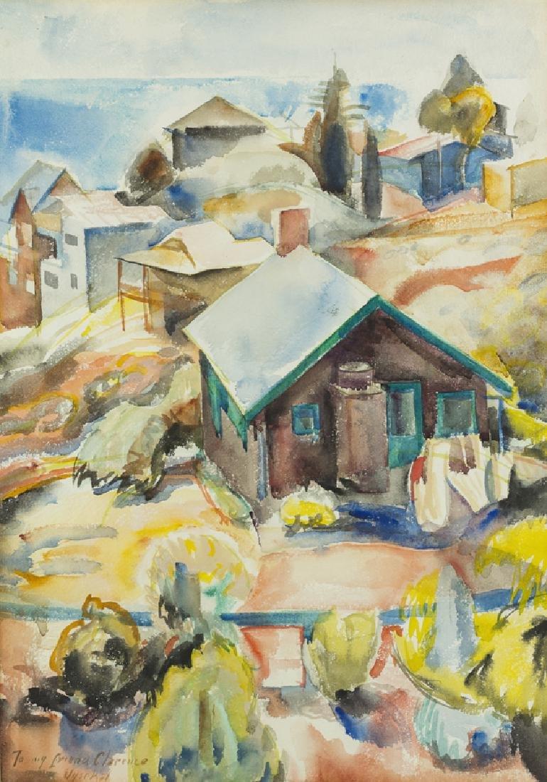 Edouard Antonin Vysekal (1890 - 1939 Los Angeles, CA)