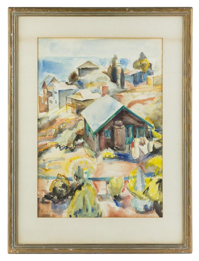 Edouard Antonin Vysekal (1890 - 1939 Los Angeles, CA) - 2