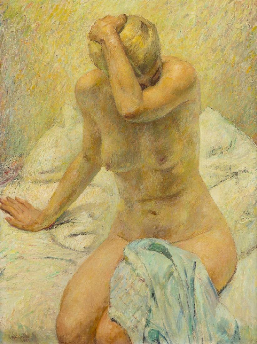 Geza Kende (1889 - 1952 Hollywood, CA)