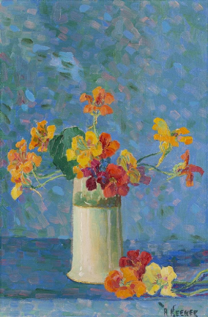 Anna Elizabeth Keener (1895 - 1982 Santa Fe, NM)