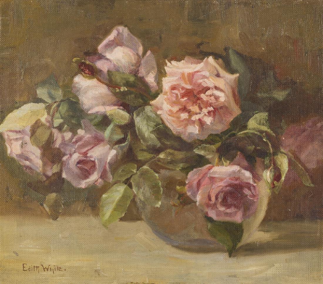 Edith White (1855 - 1946 Berkeley, CA)