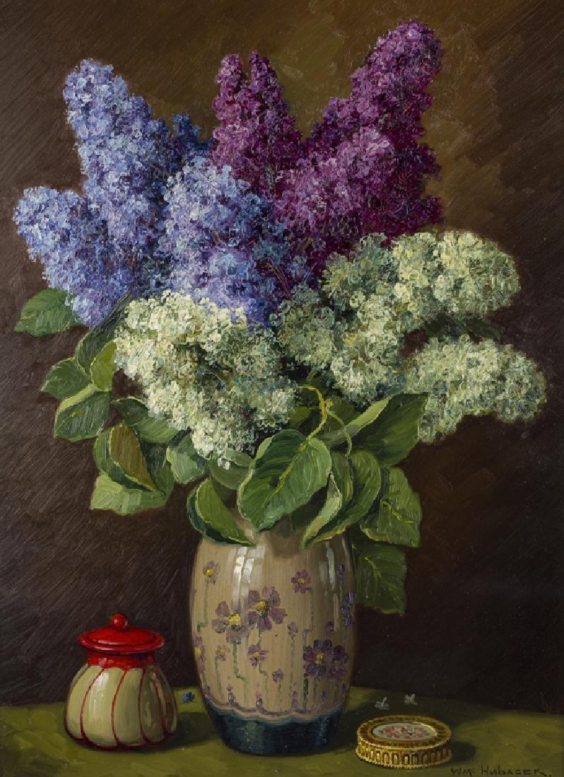 William Hubacek (1871 - 1958 San Bruno, CA)