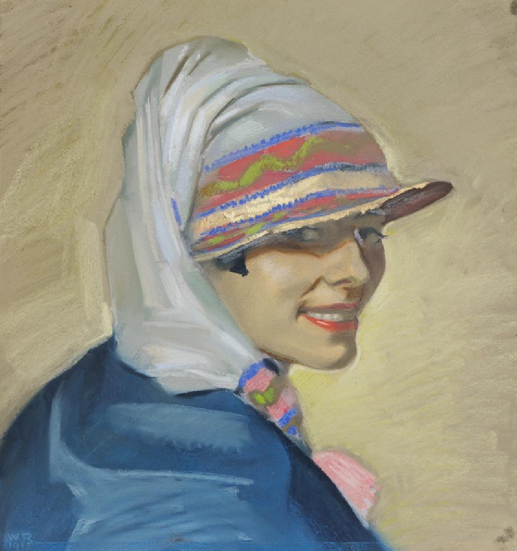 Winold Reiss (1886 - 1953 Carson City, NV)