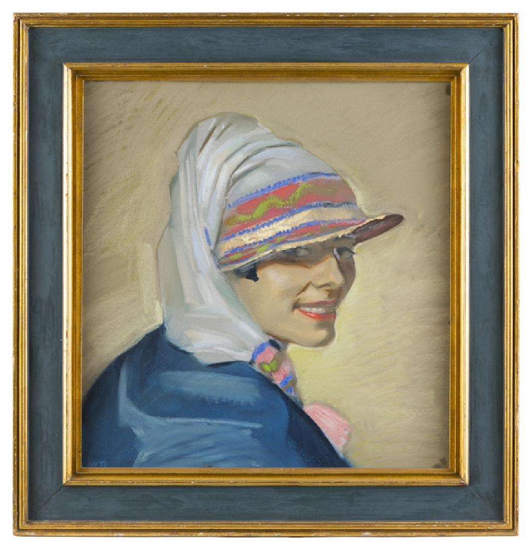 Winold Reiss (1886 - 1953 Carson City, NV) - 2