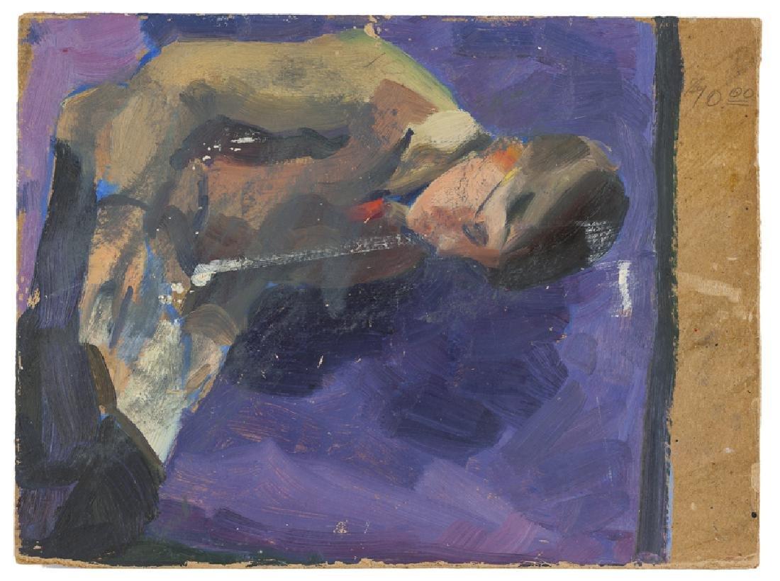 Mabel Alvarez (1891 - 1985 Los Angeles, CA) - 4
