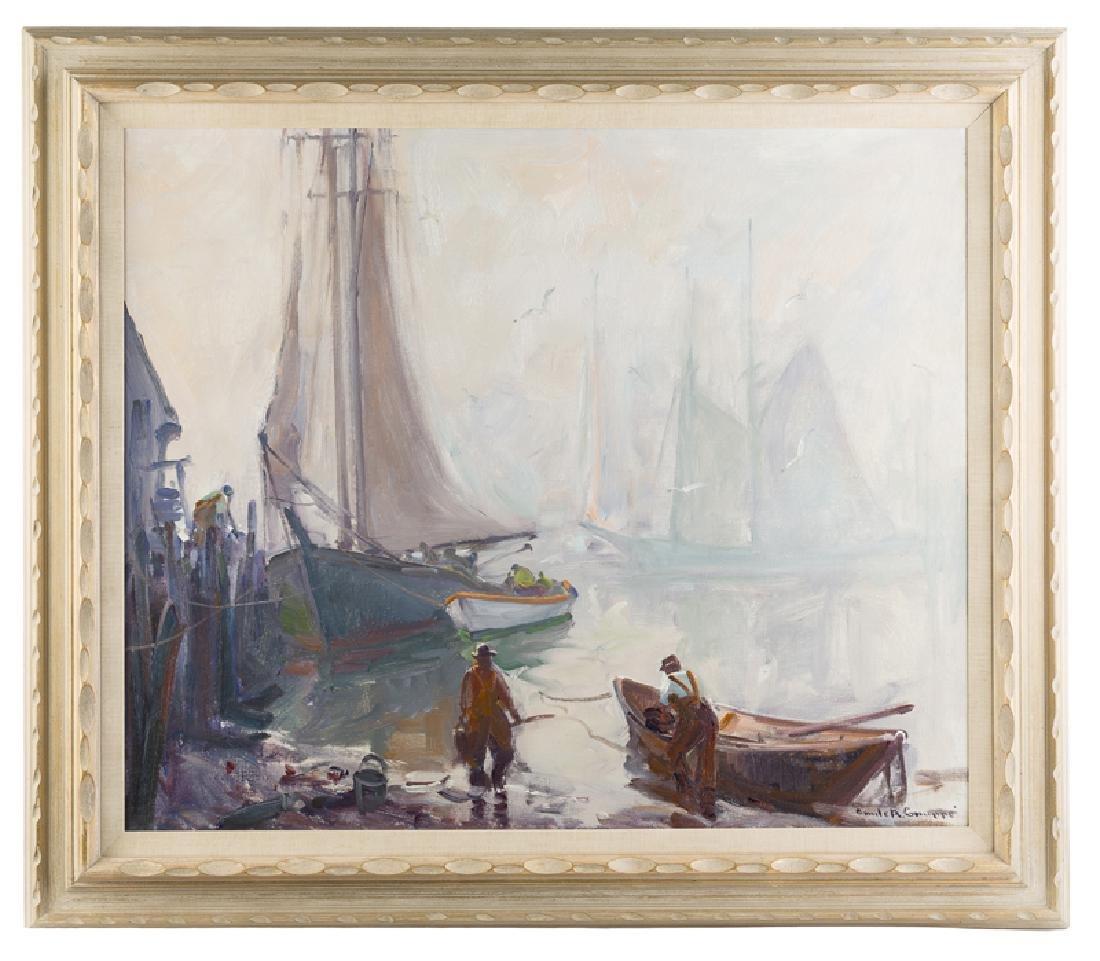 Emile Albert Gruppe (1896 - 1978 Gloucester, MA) - 2