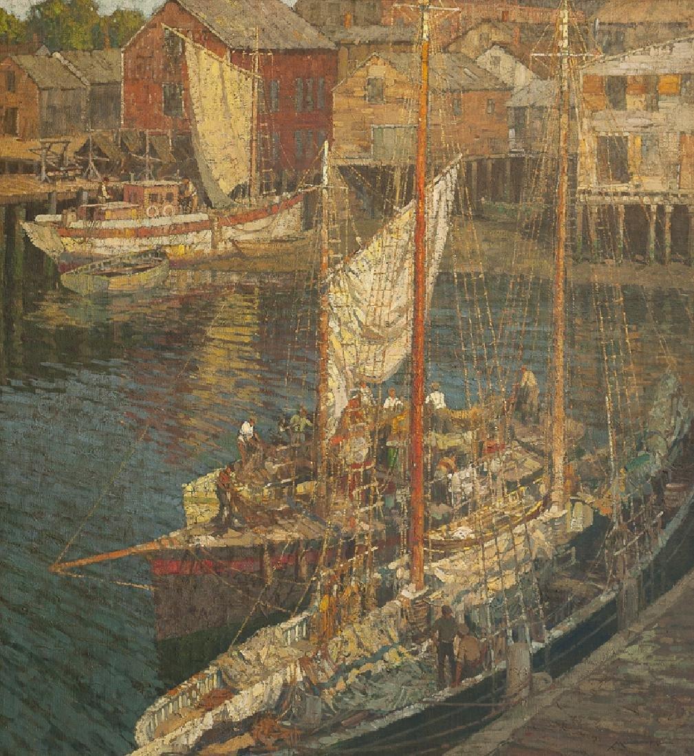 Frederick J. Mulhaupt ANA (1871 - 1938 New York, NY)