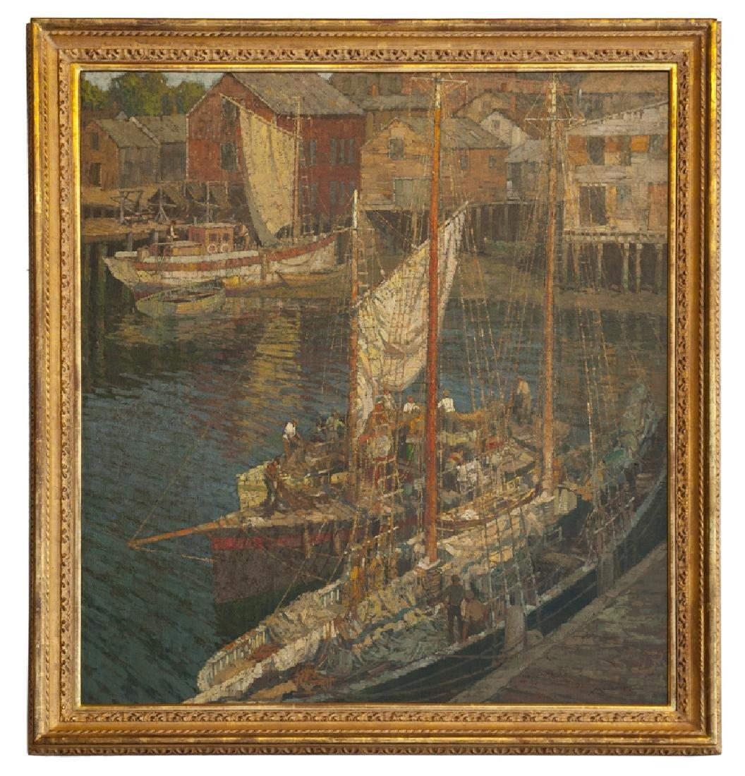 Frederick J. Mulhaupt ANA (1871 - 1938 New York, NY) - 2