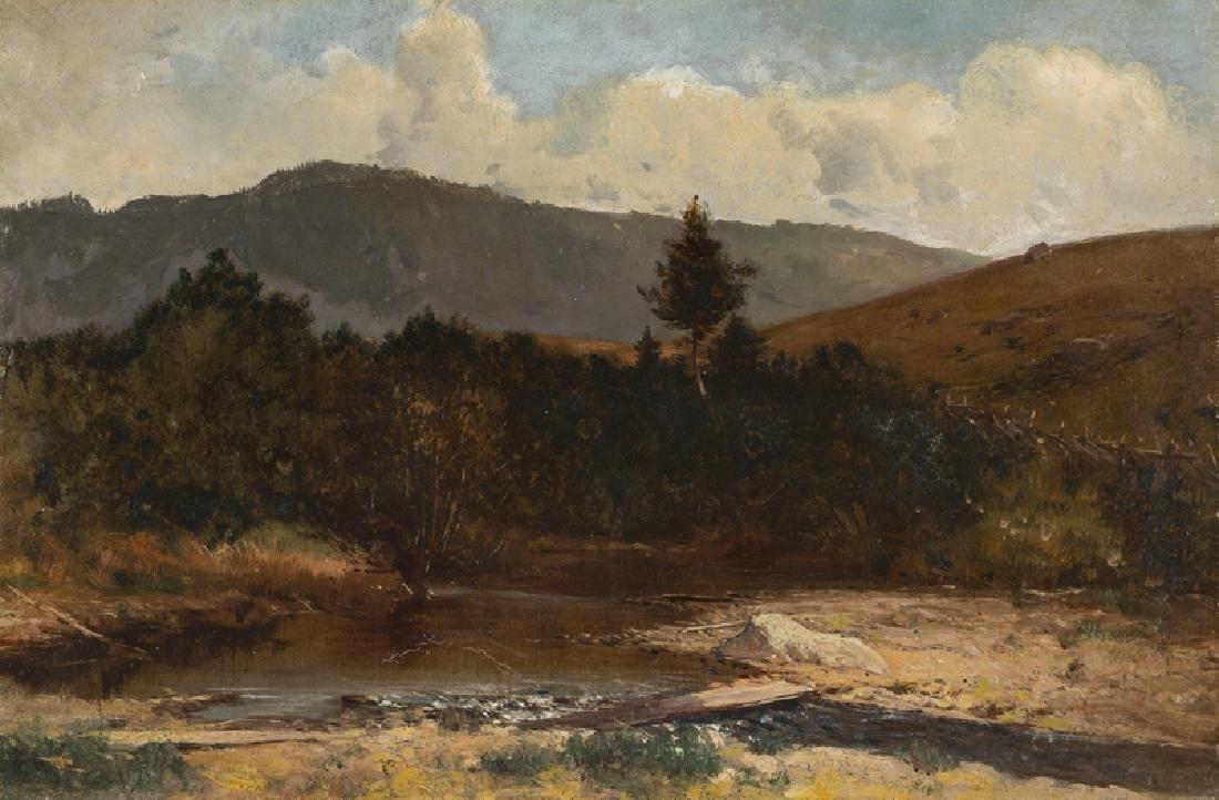 Attributed to Thomas Hill (1829 - 1908 San Francisco,