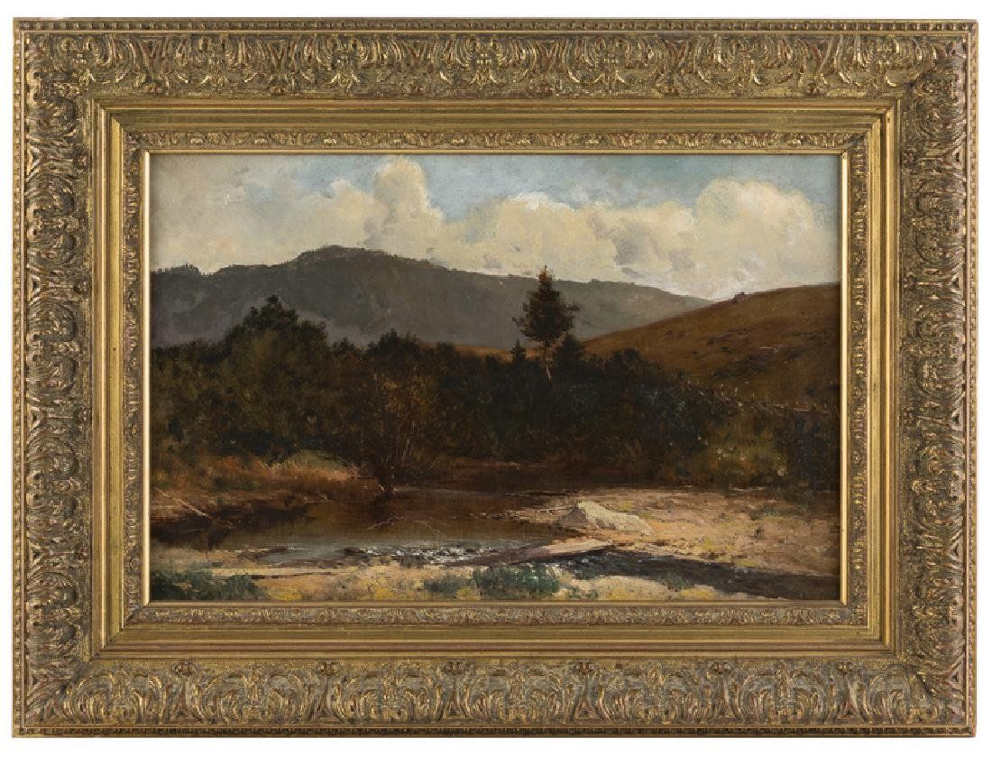 Attributed to Thomas Hill (1829 - 1908 San Francisco, - 2
