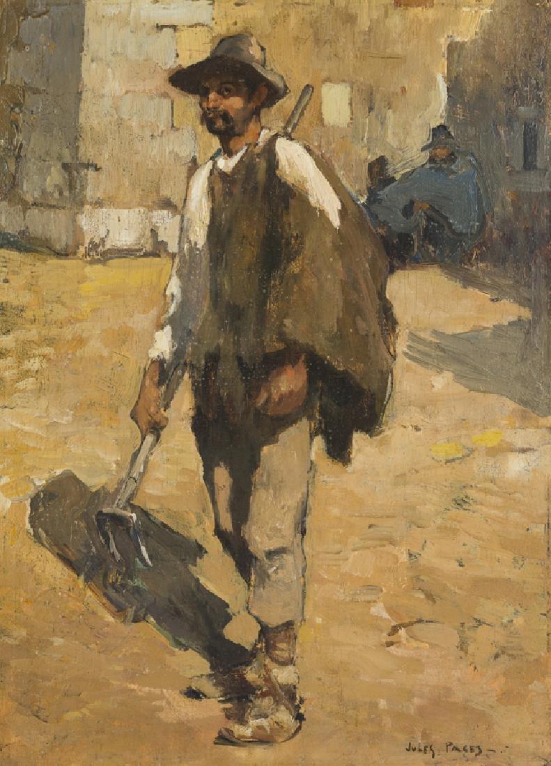 Jules Pages (1867 - 1946 San Francisco, CA)