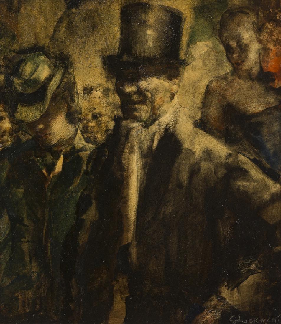 Grigory Gluckmann (1898 - 1973 Los Angeles, CA)