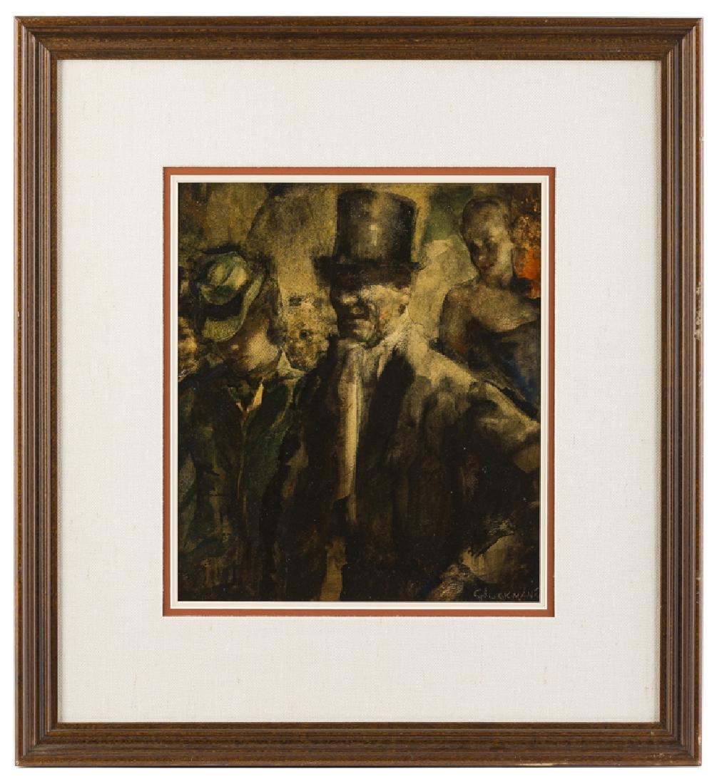 Grigory Gluckmann (1898 - 1973 Los Angeles, CA) - 2