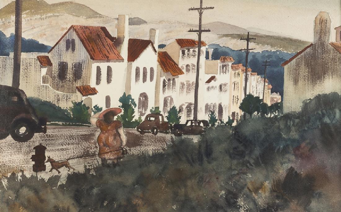 Standish Backus, Jr. (1910 - 1989 Santa Barbara, CA) - 2