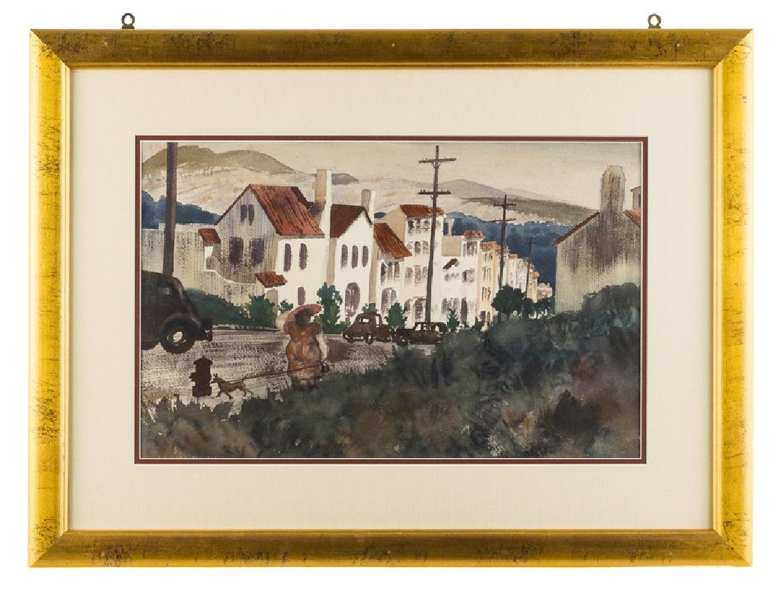 Standish Backus, Jr. (1910 - 1989 Santa Barbara, CA) - 4
