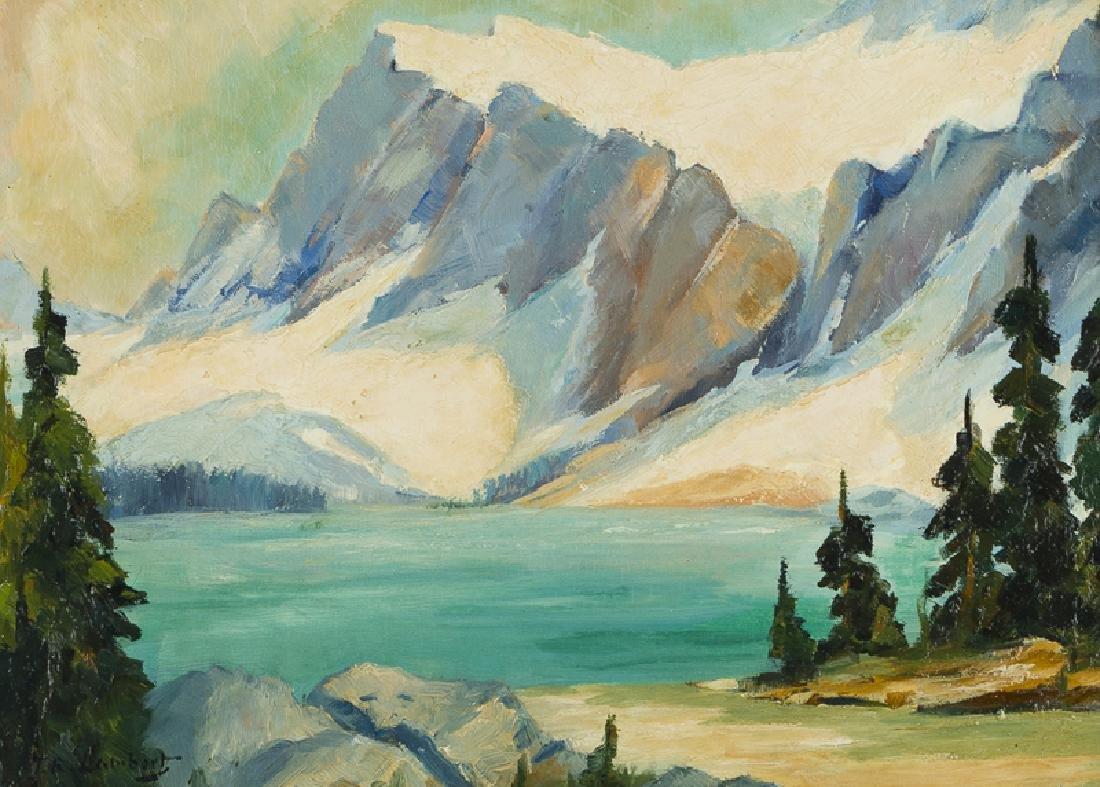 Theodore Roosevelt Lambert (1905 - 1960 Levelock, AK)