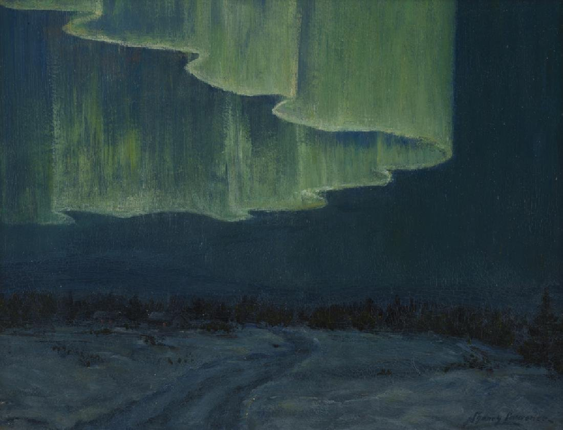 Sydney M. Laurence (1865 - 1940 Anchorage, AK)