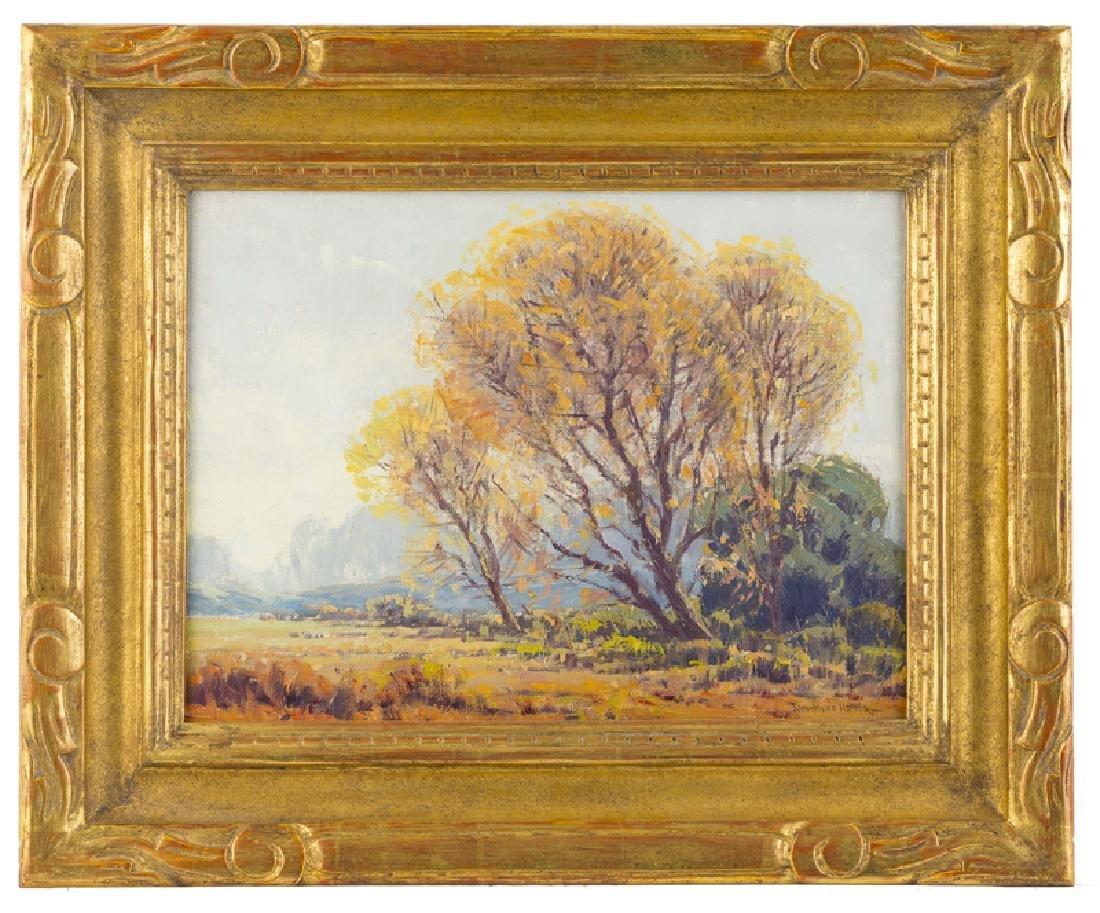 Sam Hyde Harris (1889 - 1977 Alhambra, CA) - 2