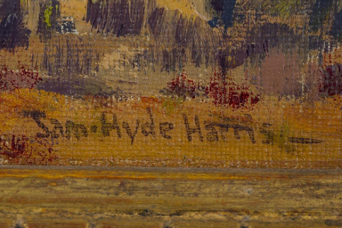 Sam Hyde Harris (1889 - 1977 Alhambra, CA) - 3