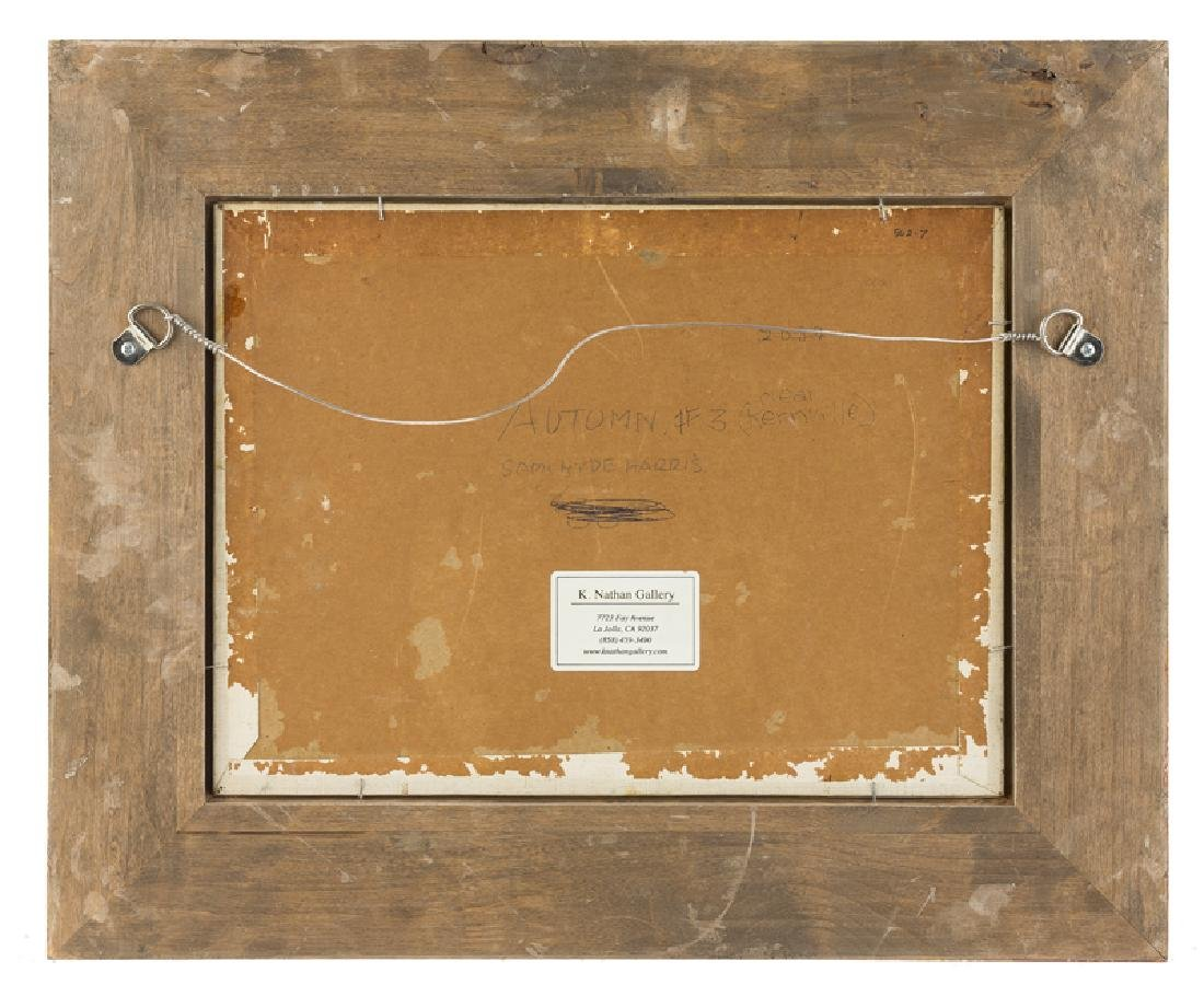 Sam Hyde Harris (1889 - 1977 Alhambra, CA) - 4
