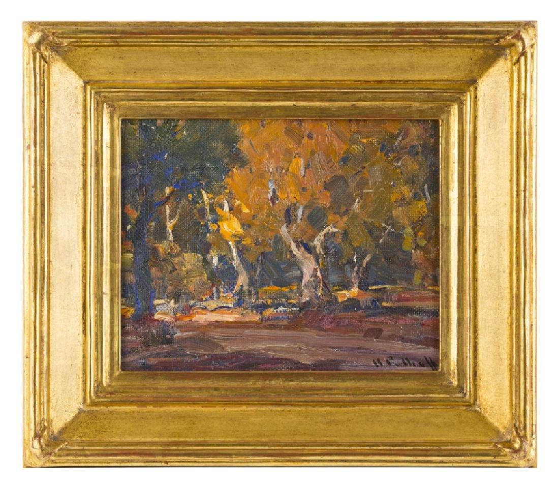 Hanson Duvall Puthuff (1875 - 1972 Corona Del Mar, CA) - 2