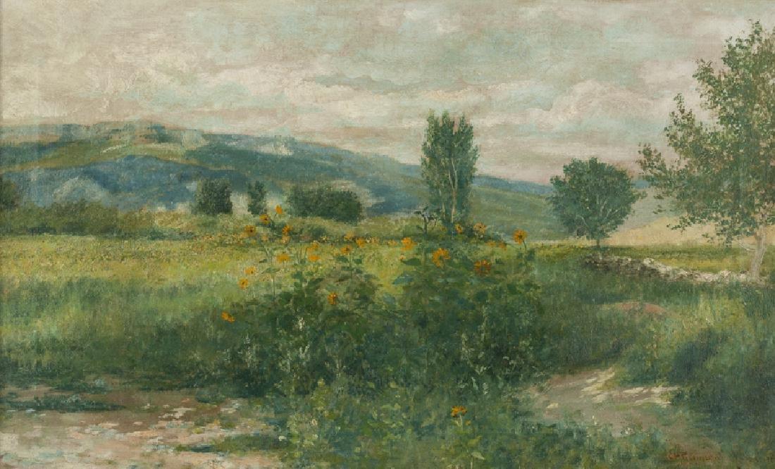 Charles Dorman Robinson (1847 - 1933 San Rafael, CA)