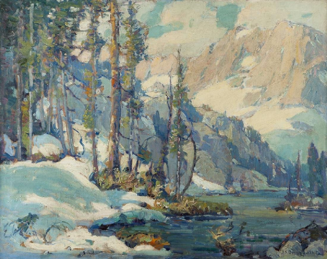 Orrin A. White (1883 - 1969 Pasadena, CA)